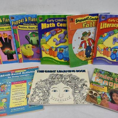 8 Learning Books