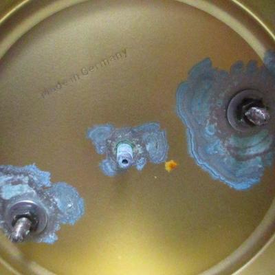 Lot 1 - Quarz Jahresur Anniversary Clock - Loricron