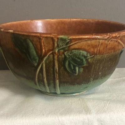 Lot# 4 Arts & Crafts Era Pottery Bowl