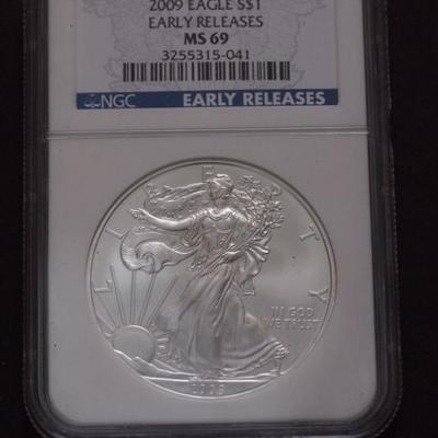 2009 American Eagle