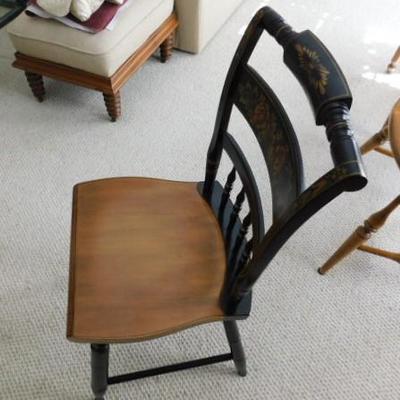 Stylish Reproduction Lambert Hitchcock Chair