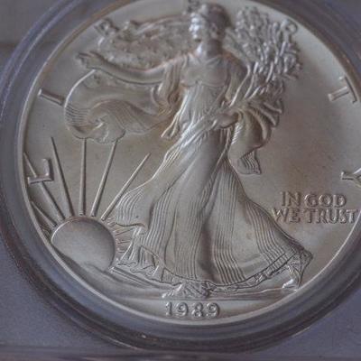 Silver Americal Eagle