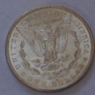 1883 O Bu type condition Deep mirror Finish UNC
