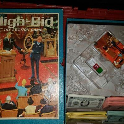 Old board game