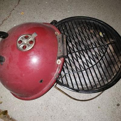 Small Camp Grill
