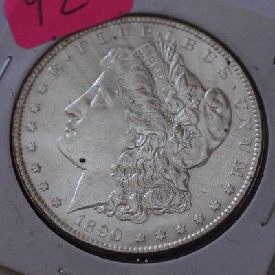 1886 O Very Rare Scarce coin