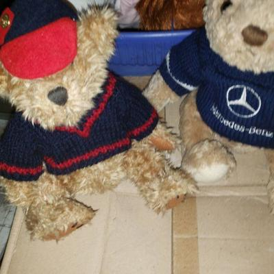 Small Collectable Bears