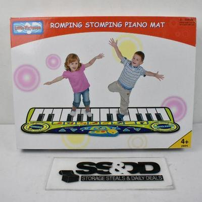 Romping Stomping Piano Mat Toy by Little Virtuoso - New