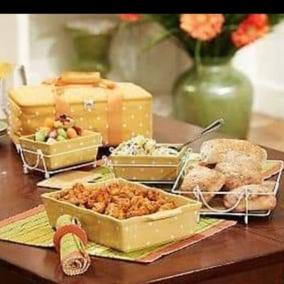 9 piece OVENWARE with Bag