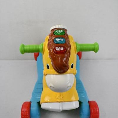 Vtech Gallop and Rock Learning Pony - Like New Condition