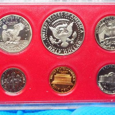 1980 United States Proof Set 1