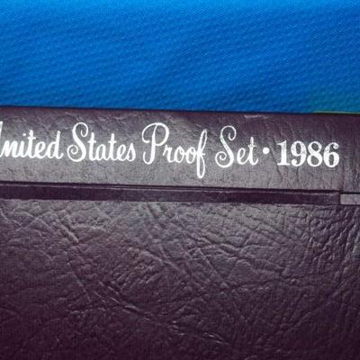 1986 United States Proof Set ,3