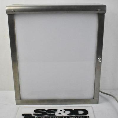 X-Ray Viewer/Light Box/Slides with On/Off Switch, 16