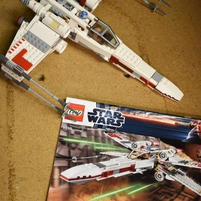 Lot LEGO-3: LEGO Star Wars #9493