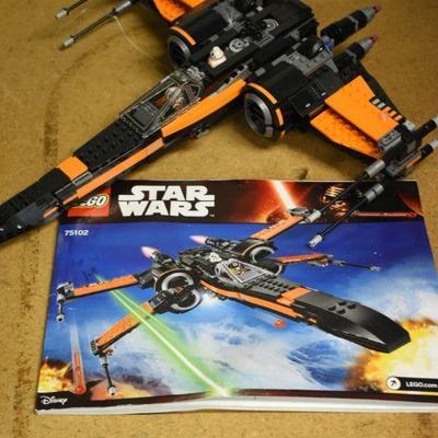Lot LEGO-5: LEGO Star Wars #75102