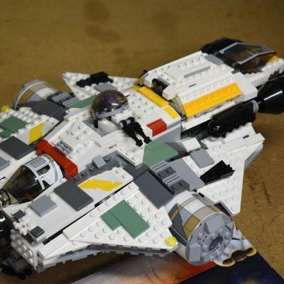 Lot LEGO-12: LEGO Star Wars #75053