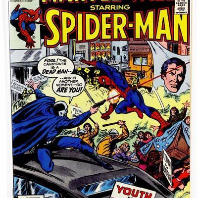 Marvel Tales #96 SPIDER-MAN Bronze Age Comic Book 1978 Marvel Comics HIGH GRADE