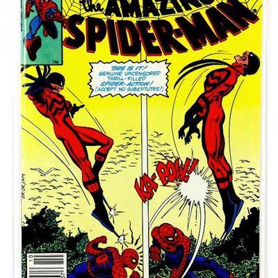 AMAZING SPIDER-MAN #233 Bronze Age Comic Book 1982 Marvel Comics HIGH GRADE