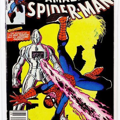 AMAZING SPIDER-MAN #242 Bronze Age Comic Book 1983 Marvel Comics HIGH GRADE