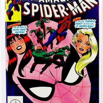 AMAZING SPIDER-MAN #243 Bronze Age Comic Book 1983 Marvel Comics HIGH GRADE