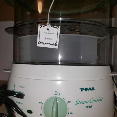 T-fal Rice Steamer