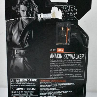 Star Wars The Black Series: Archive Anakin Skywalker 6-Inch Figure - New