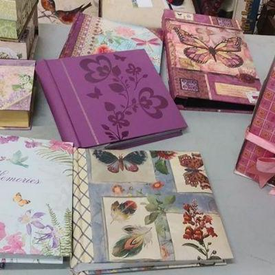 Photo Boxes and Photo Albums NEW