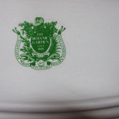 Lot 2 - Botanic Garden Portmeirion Serving Dishes