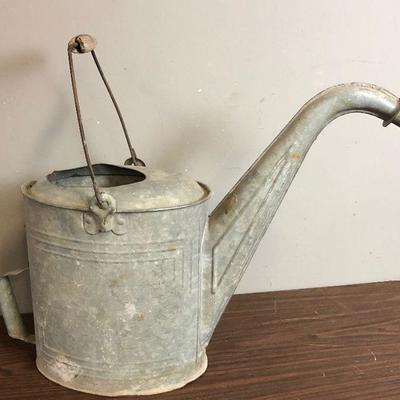 Lot # 02 Watering Can