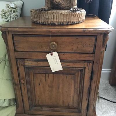 Drexel cabinet $140