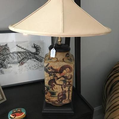 Lamp $150