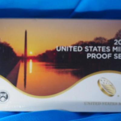 2019 Sealed United States Mint Proof set