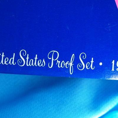 1969 United States Proof set    955