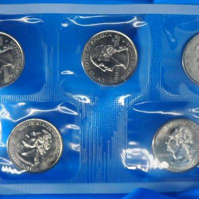 1999 United States Mint Uncirculated Coin set    1008