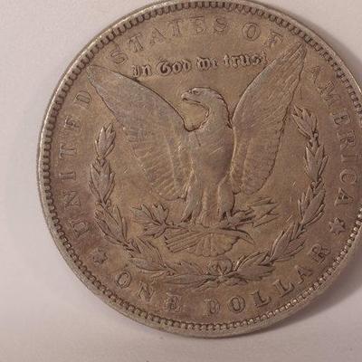 Morgan Silver $1 1888 P    1016