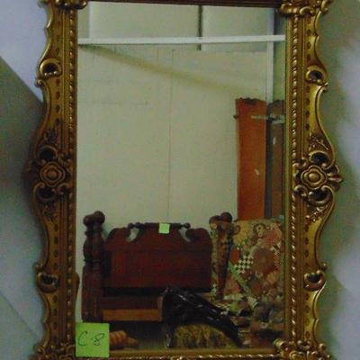 C8 Mirror