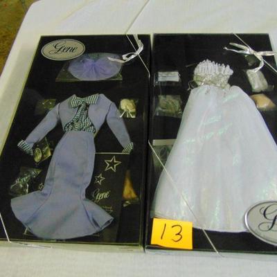 13  Doll clothing