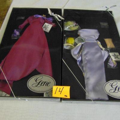 14 Doll clothing