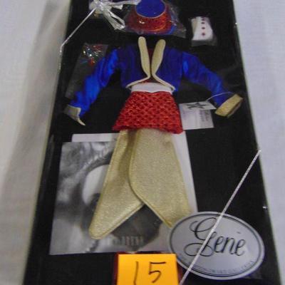 15 Doll clothing