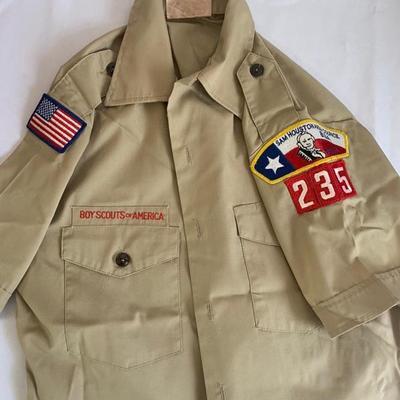 Boy Scouts of America shirt