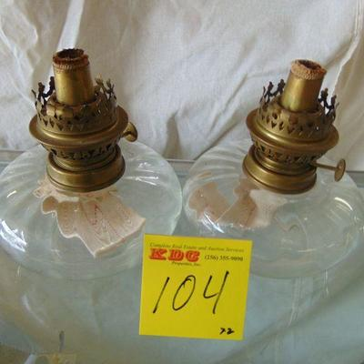 104 Lamps