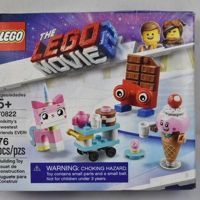 2 pc Toys: Disney Frozen 2 Playset AND LEGO Unikitty's Friends $20 Retail - New