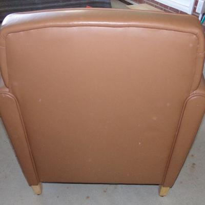 LOT 4  ARM CHAIR