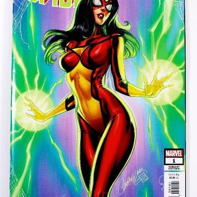 SPIDER-WOMAN #1 JS CAMPBELL VAR