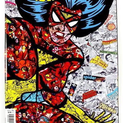SPIDER-WOMAN #1 MR GARCIN VAR
