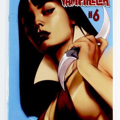 VENGEANCE OF VAMPIRELLA #6 CVR B OLIVER