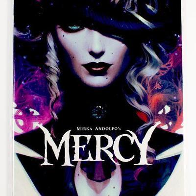MIRKA ANDOLFO MERCY #1 (OF 6) CVR C ARTGERM (MR)