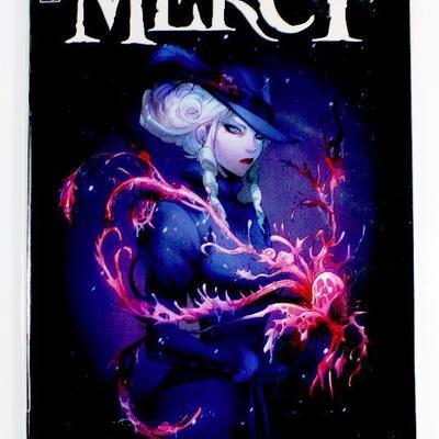 MIRKA ANDOLFO MERCY #1 (OF 6) CVR A ANDOLFO (MR)