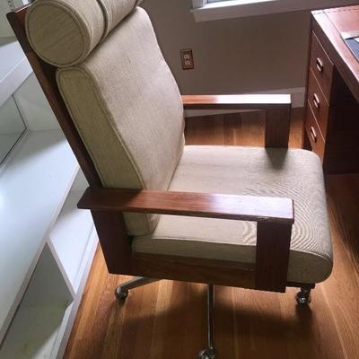 Handcrafted Desk Chair