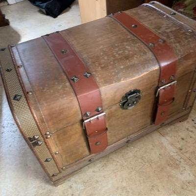 TRUNK (AS IS) $30